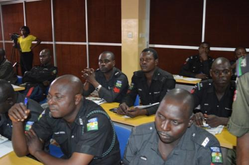 Cross section of some officers (2)