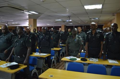 Officers making declarations to be better at their job