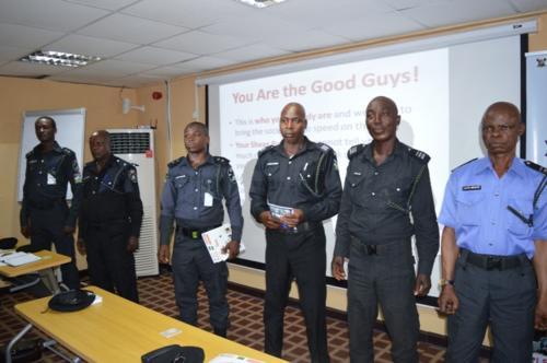 Group presentation on assigned task